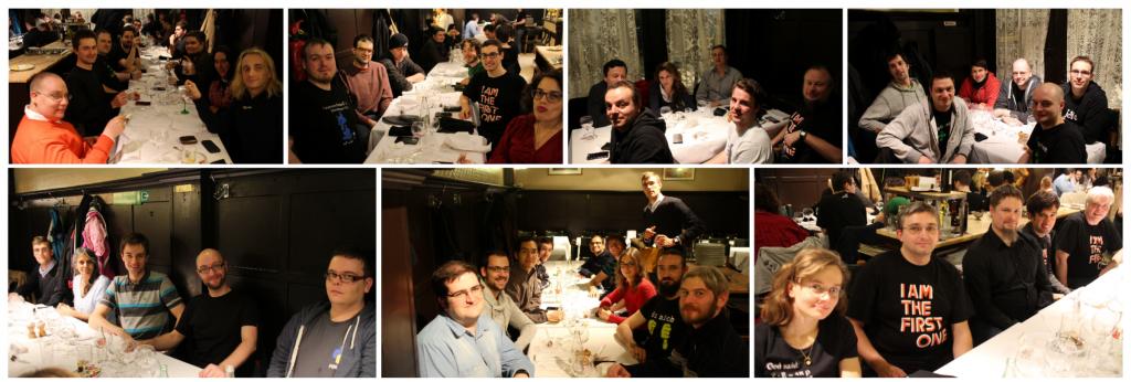 FOSDEM15 Community dinner