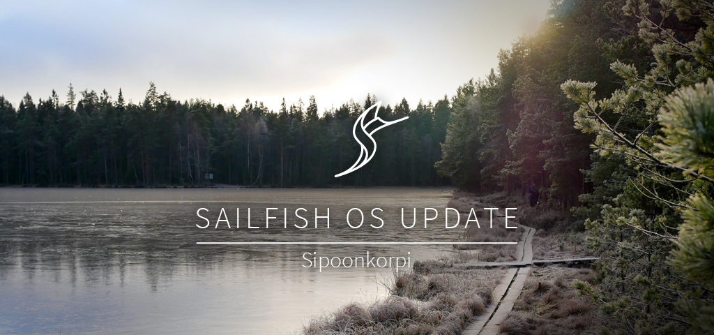 Sailfish OS Sipoonkorpi is now available | Jolla Blog